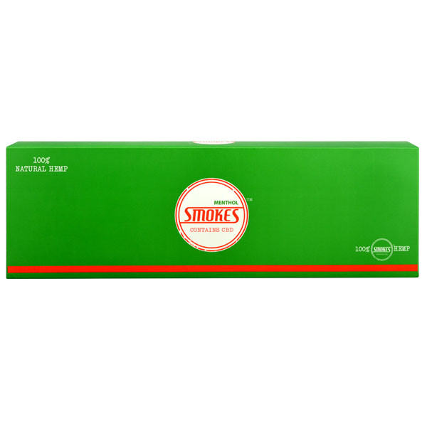 Smokes Hemp Cigarettes - Carton | Menthol